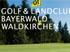 Partnerclub Fernmitgliedschaften von Flexigolf - Golf & Landclub Bayerwald e.V.